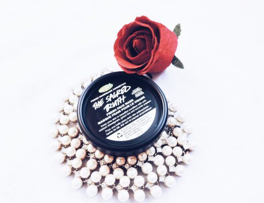 Lush Sacred Truth Mask Review