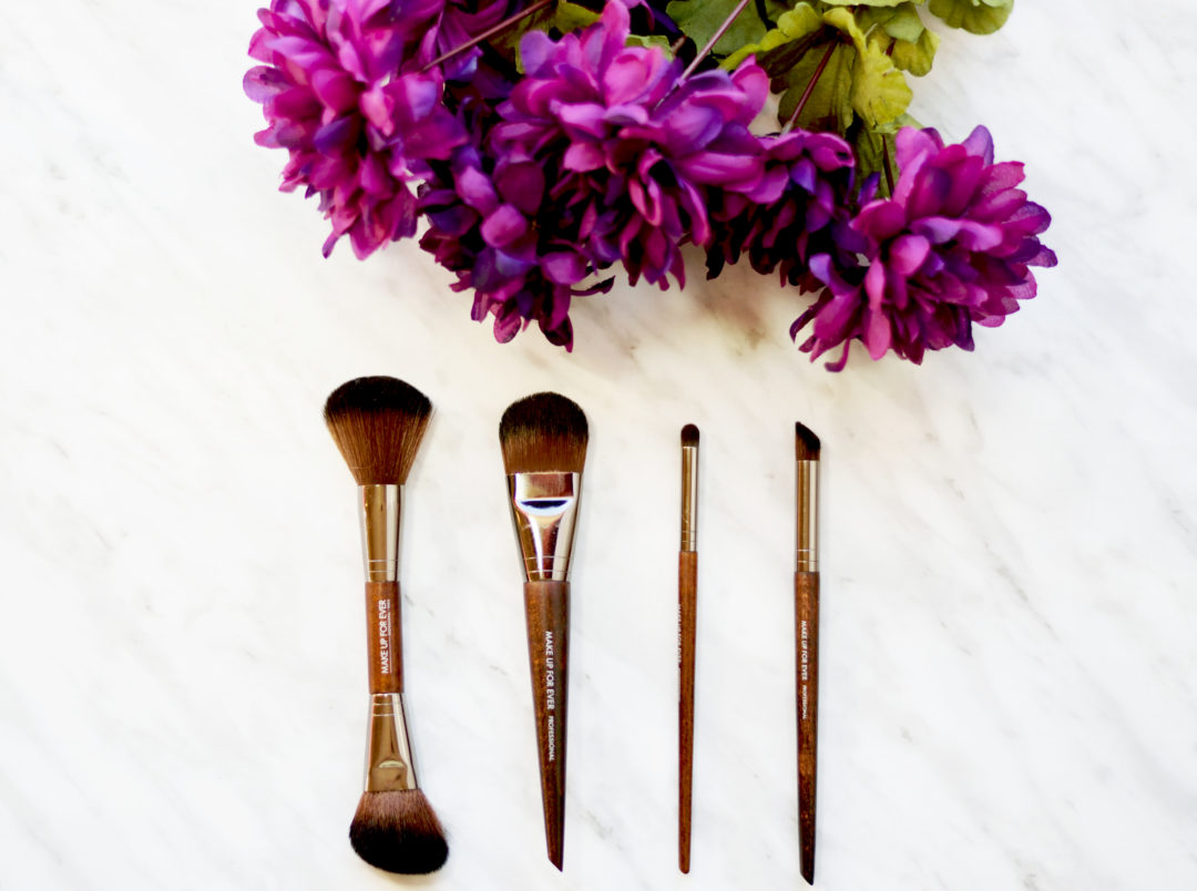 Make Up Forever Brushes