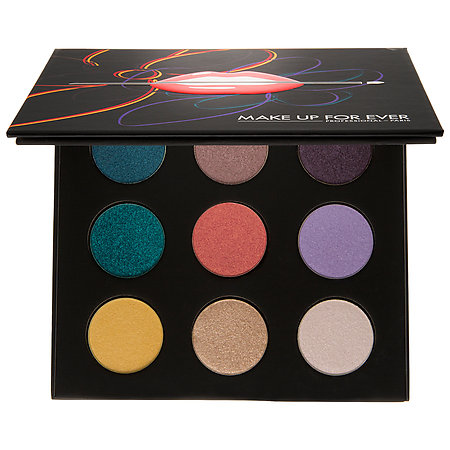 My top 5 Travel Size Eye Shadow Kit at Sephora under 50$