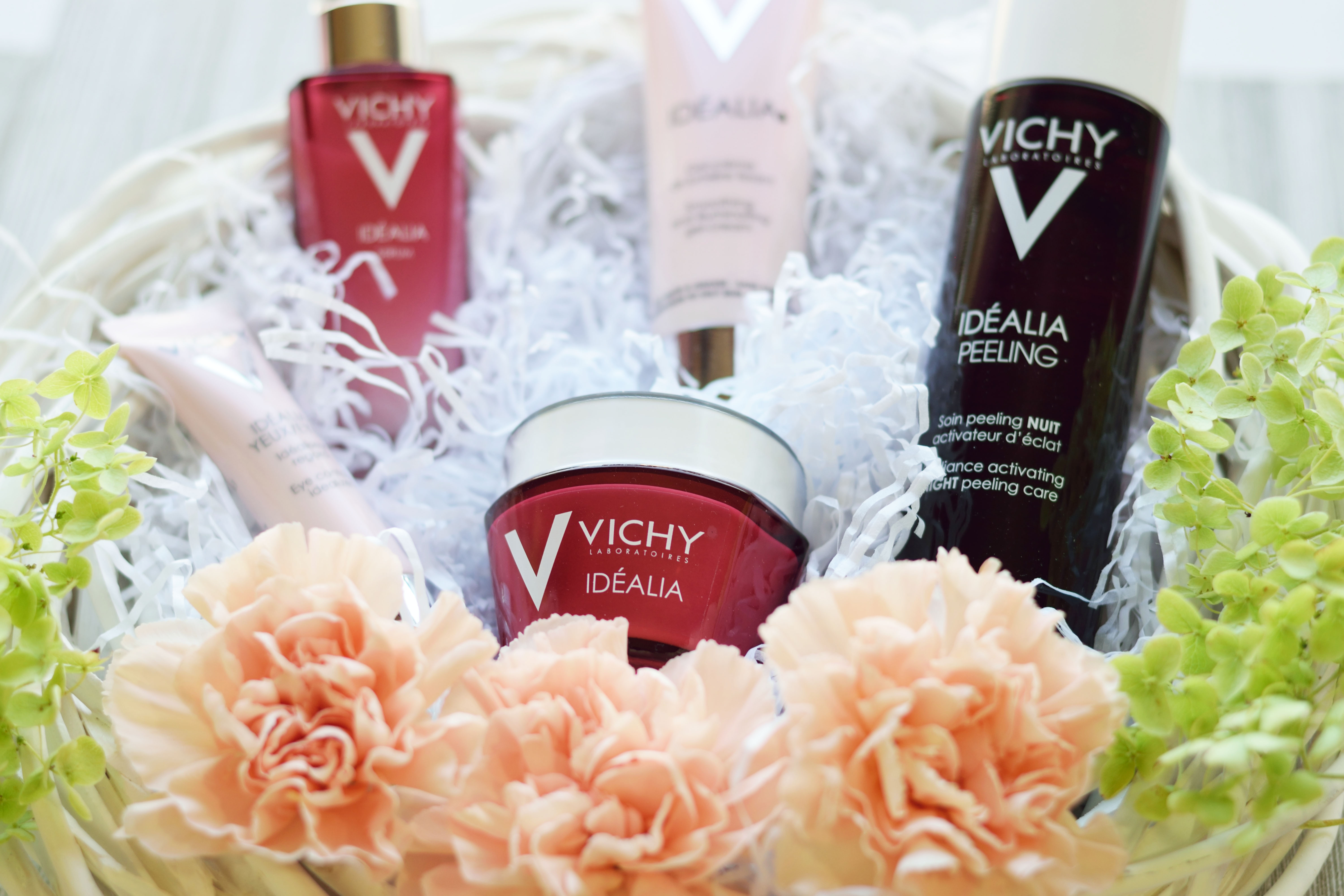 Idealia Skincare from Vichy review - The Perfect 30's Skincare