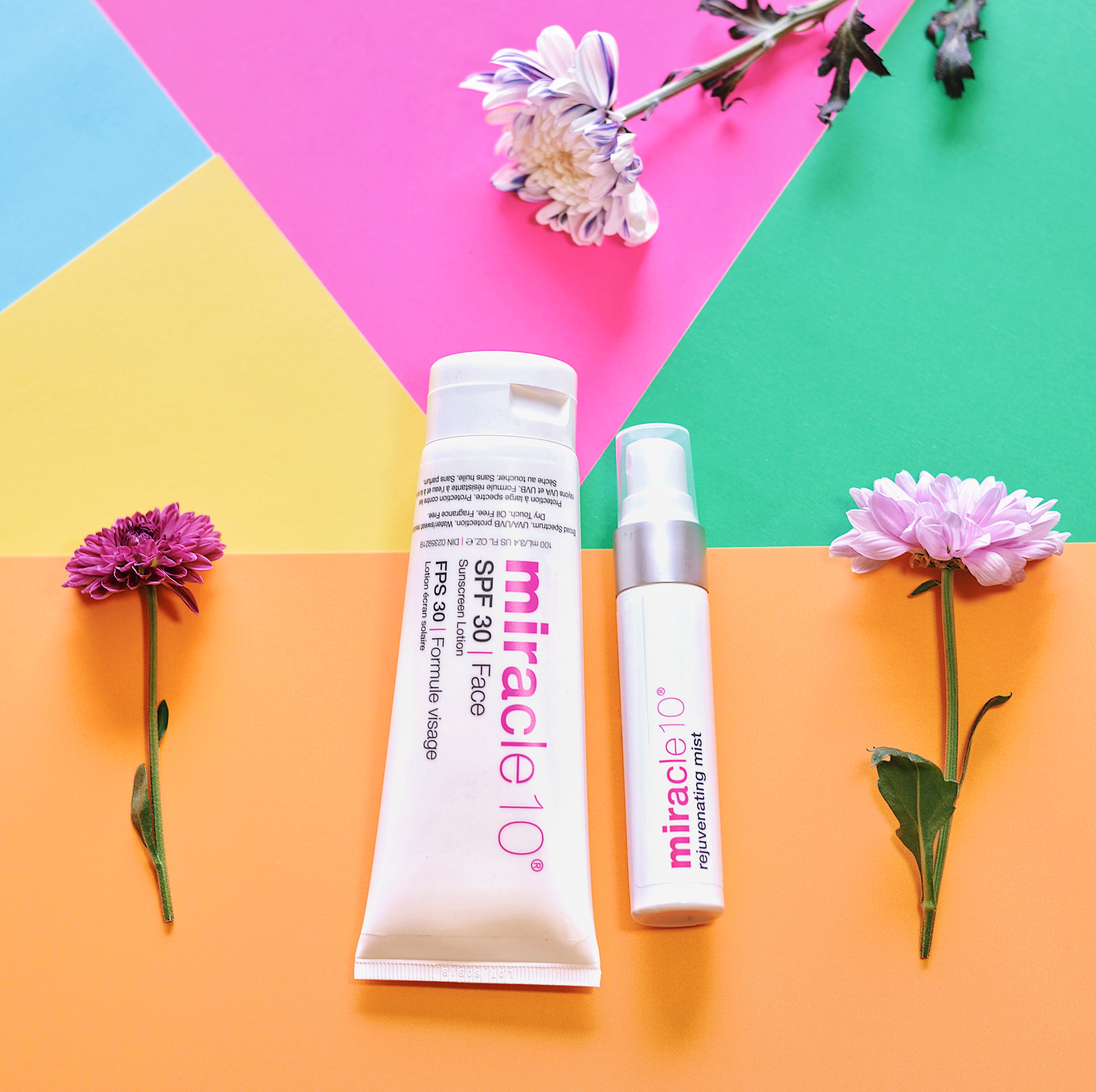 Miracle 10 Skincare - Your key to healthy glowing skin