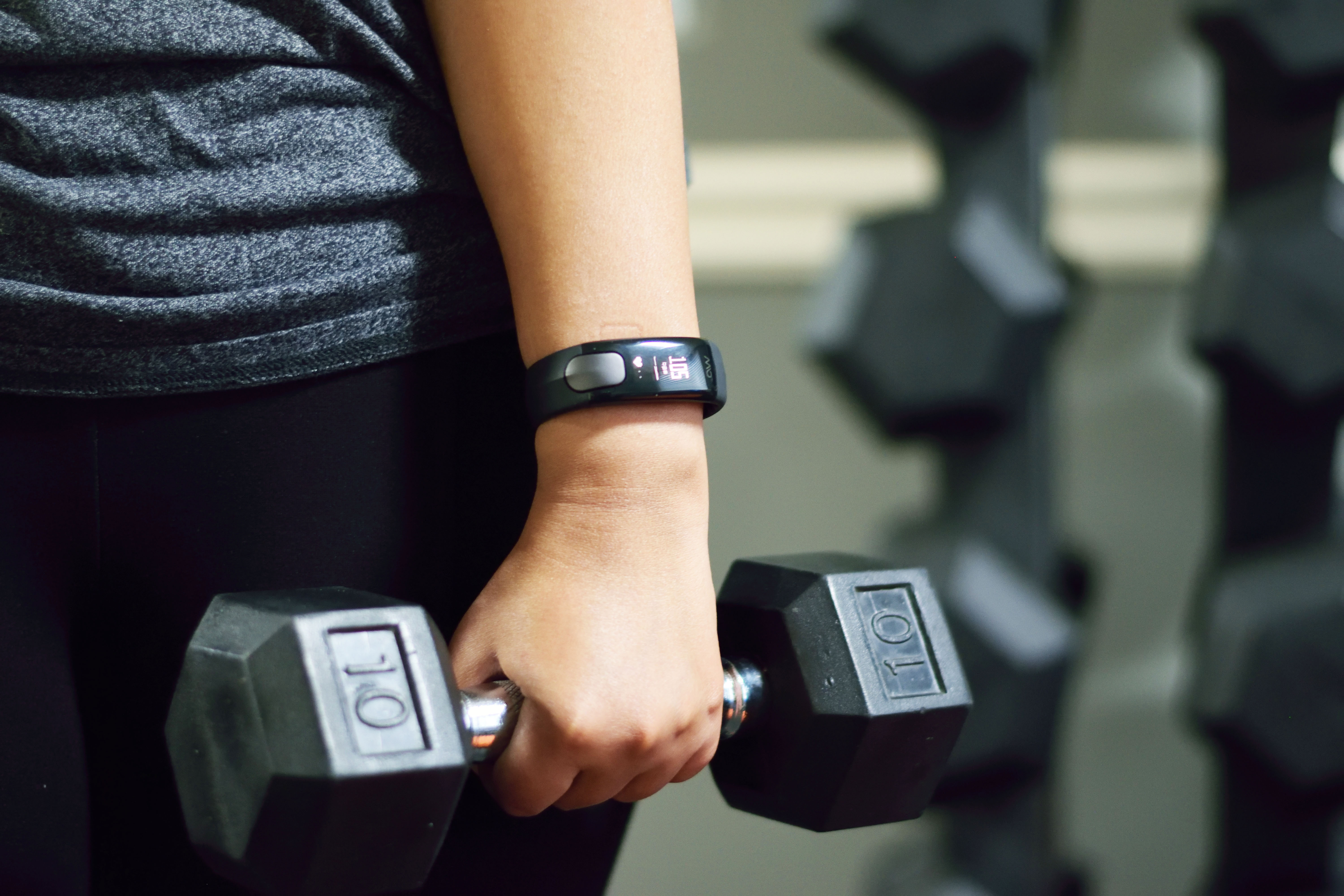 Always stay fit with Mio Global Slice Activity Tracker Watch
