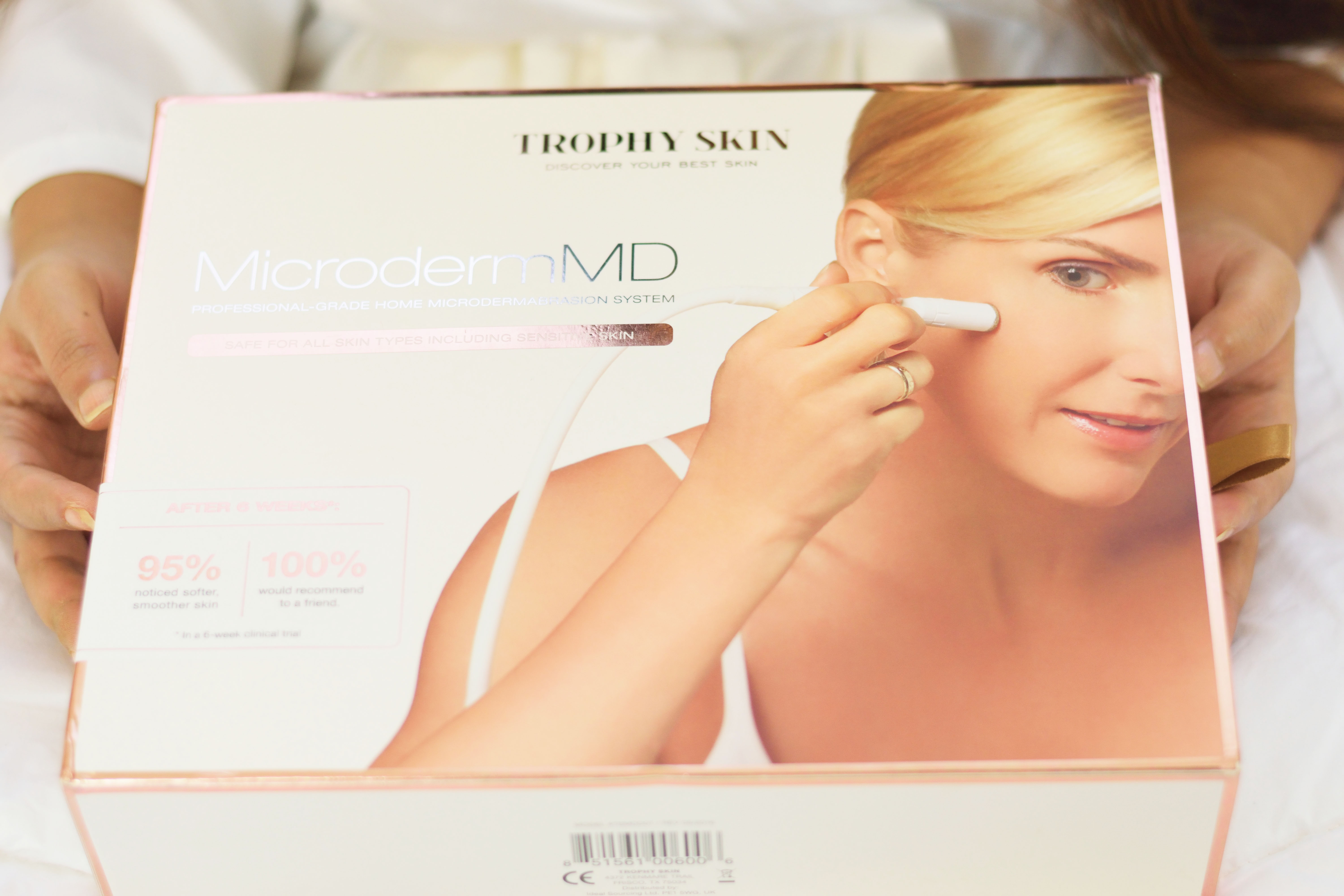 Trophy Skin Microdermabrasion at home review and giveaway